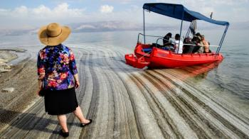 Dead Sea Revival Project sets sail