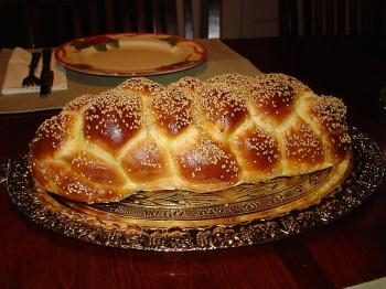 Australian Jews break world record for longest challah