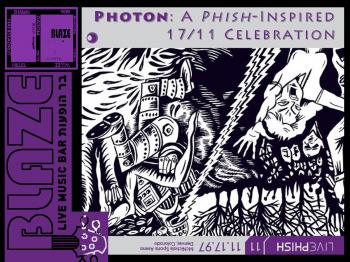 Photon: A Phish-inspired 17/11 Celebration at Blaze Rock Bar