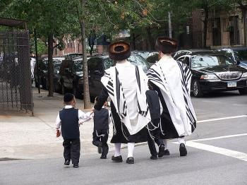 Traffic Arrangements for the Satmer Rebbe's Visit (Mon-Tues)