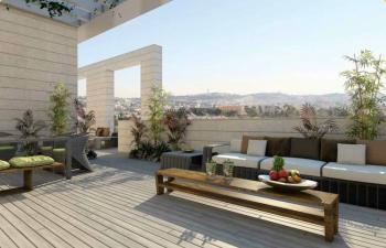 Luxury Penthouses for Sale in Romema (Romema)