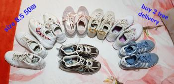 Michael Kors bags, Nikes sneakers