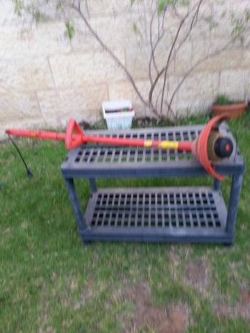 FOR SALE: Wolff electric hand grass border cutter