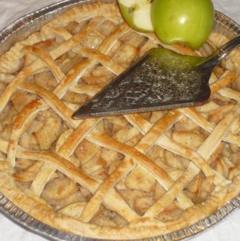 Thanksgiving APPLE PIE SPECIAL at Saidels Continues