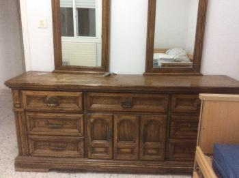 Bedroom dresser/buffet