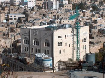 WATCH: Hebron's Jewish Population Will Soon be Doubled!