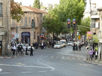 Jerusalem plans Shabbat closure for road that only skirts a Haredi neighborhood