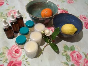 Beautiful Ceramic Gifts and Natural Face Creams.