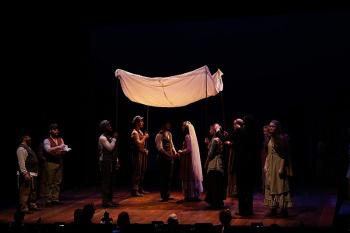 Classic musical Fiddler on the Roof lands at Hebrew University in Jerusalem