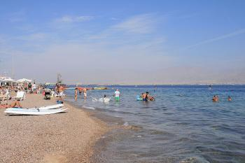 In first for Israel, city of Eilat bans disposables on beaches
