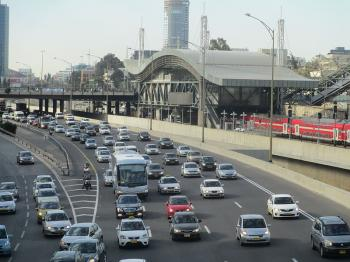 Treasury plans Tel Aviv congestion charge