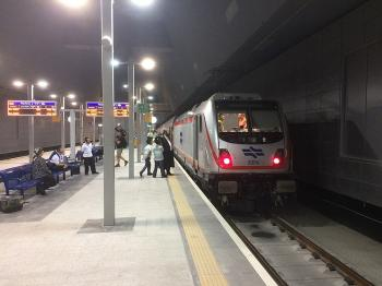 Tel Aviv trains from next week