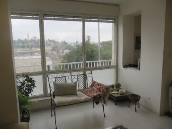 Apartment for Rent in Jerusalem/Talbiya