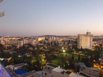 For Sale an Amazing Luxurious Penthouse Apartment in Jerusalem Near Mamila