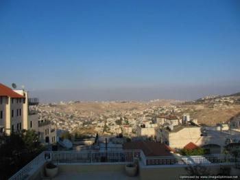 For Sale in Jerusalem a Gorgeous Penthouse in the Center of Abu Tor
