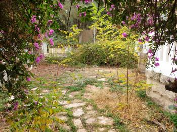For Sale in Jerusalem in the Talbiya Neighborhood/ Historical 4 Room Garden Apartment