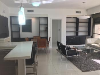 For Rent in Jerusalem Israel in Mishkenot HaUma on Abba Eban St. a 5 Room