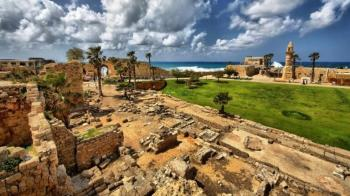 Travel and Leisure picks Caesarea as best 2020 tourist spot