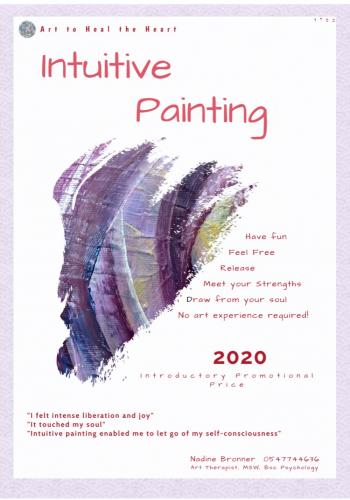 Intuitive painting course 2020 for women