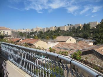 Amazing 4 Bedroom Townhouse for Sale in Jerusalem Israel in Yemin Moshe