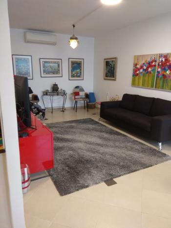 For Rent in Jerusalem Israel in Nayot a 6.5 Room House with a Garden