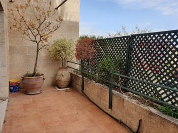 For Rent 4 Room Apartment in Jerusalem in the Talbiya Neighborhood