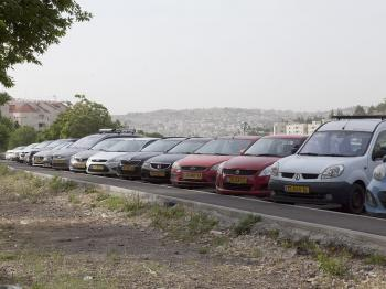 Free Parking for All Jerusalem Residents in 2020