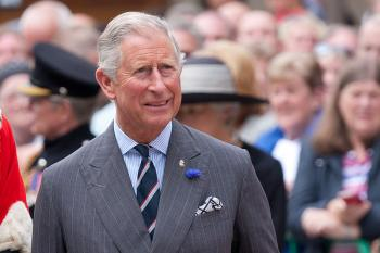 Prince Charles to visit Israel in January