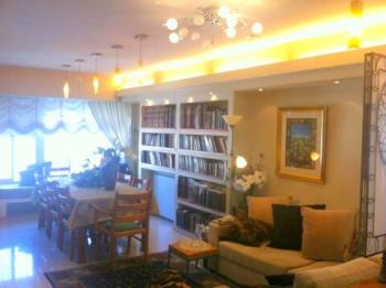 Beautiful Penthouse +Income 5,000 NIS on Sorotskin street