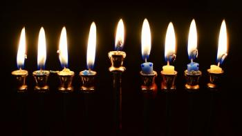 Bringing Lights into the Darkness - This Week in Jewish Videos
