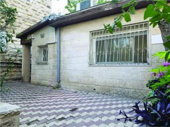 For rent in a Prime location in Kovshei Katamon