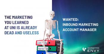 Inbound Marketing Account Manager