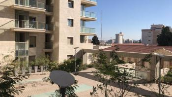 For Sale in Jerusalem in the City Center 2 Room Apartment