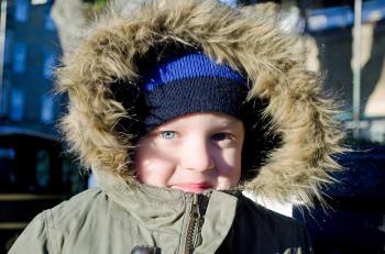 Thousands of Israeli Children to Receive Free Coats