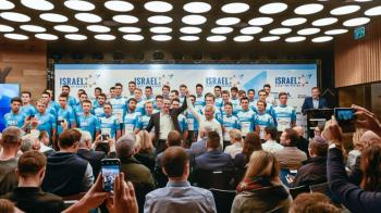First Israeli team to race in Tour de France