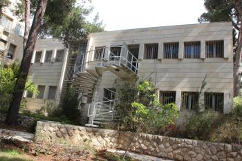 For Rent in Jerusalem Israel in the German Colony 2 Buildings