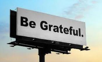 Gratitude Project 40 Days