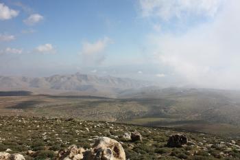The new Big Apple of Samaria: the Big Tapuach