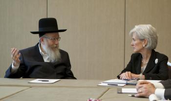Litzman asks Netanyahu to consider funding a flu vaccine factory