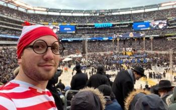 Where's Waldo? Celebrating the completion of the Talmud