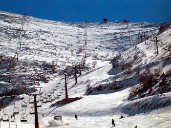 Mount Hermon welcomes snowboarders, skiers after weekend closure