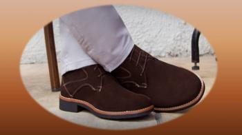 """""""Terapia"""" Leather Shoes"""
