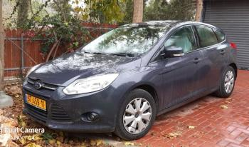2014 Ford Focus, Manual, for sale. ₪17250