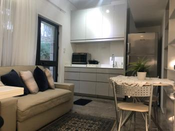 Furnished Rental in a New Building