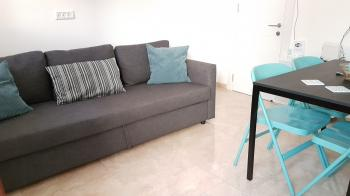 FULLY FURNISHED RENOVATED BEDROOM & LIVING ROOM FOR 4000!!!!