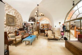 Authentic home in Ein Karem with 2000 year old documented mikvah on the property