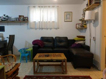A small 3 room apartment for rent in Arnona