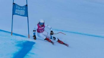 Skier snags Israel's first Winter Youth Olympics medals