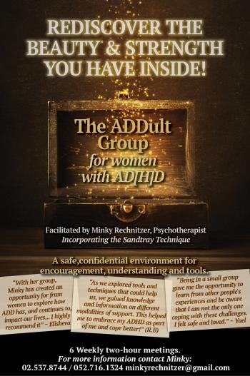 ADD-ult group for women