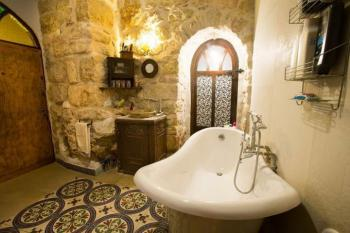Authentic home in Ein Karem with ancient 2000 year old mikvah on the property